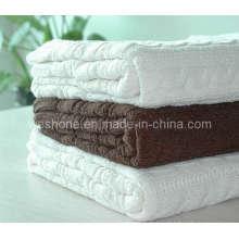 Polyester-Decke, 100 % Polyester Decke Chenille Decke Pb-K0903
