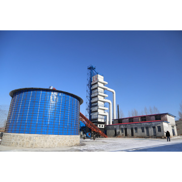 Hot Air Circulating Tower Dryer for Peanut