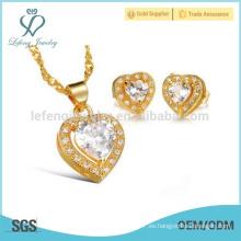 18 joyas de cadena de oro, collar de cadena colgante de cobre