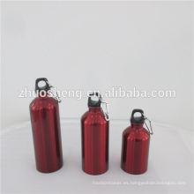 China hizo la botella de agua de acero inoxidable de 750ml, botella de acero inoxidable aprobada por la FDA, botella de deporte de acero inoxidable de grado de alimentos