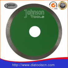 180mm Sintered Continuous Rim Saw Blade