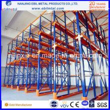 Lecteur haute densité dans le rack de stockage pour l'entrepôt froid (EBIL-GTHJ)