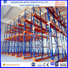 High-Density Drive in Storage Rack for Cold Warehouse (EBIL-GTHJ)