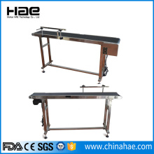 Fully automatic egg belt conveyor