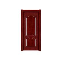 Puerta de madera sólida puerta interior de madera de la puerta del dormitorio (RW032)