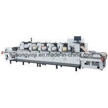 Máquina de impressão de alta velocidade e bobina de esterilização