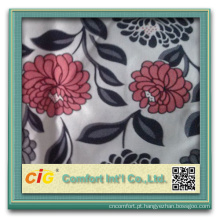 Flower Chenille Fabric