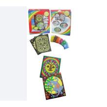 Artesanato e arte infantil DIY pintura, Atacado EVA feijão Kids Craft Kits