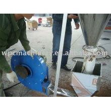 Machine de granulation en plastique en bois