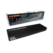 1 in 16 out 3D 1X16 HDMI Splitter