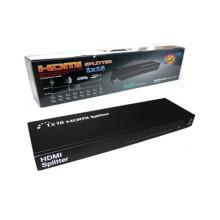 1 em 16 out 3D 1X16 HDMI Splitter
