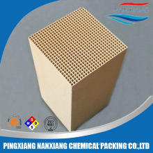 Cordierite Honeycomb ceramic for heat exchanger