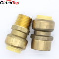 GutenTop Female Coupling Connector or Male Push In Fit Fitting