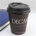 Wholesales Disposable Single Wall Style Paper Coffee Cups