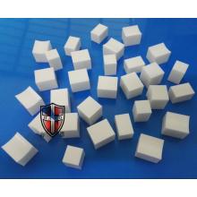 polishing nonmagnetic zirconia ceramic block sheet