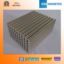 Strong Powerful Neodymium Cylinder Motor Magnet