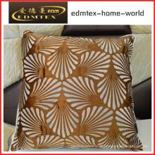 Bordados decorativos almofada de veludo de moda travesseiro (EDM0319)