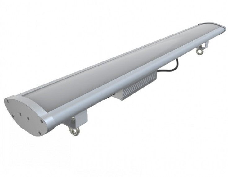 40W LED Linear Tri-Proof Light IP65 (3)