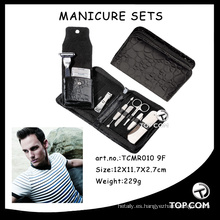 manicura para hombre barata y fina set / set manicure
