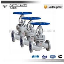 russia low and medium pressure cast steel globe valve