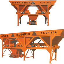 CE certification PLD800/1200/1600 Batching Machinery made in China plant cement concrete batching plant.