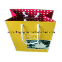 Shopping Bag Gift Packaging Bag With Handle