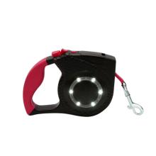 Chien rétractable automatique d'animal familier LED Chien durable d'approvisionnement en gros d'animal familier d'animal familier