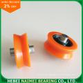 Sliding Window Plastic Roller