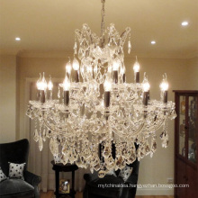 Italian Style Wedding Crystal Chandelier Home Decor Patriot Lighting