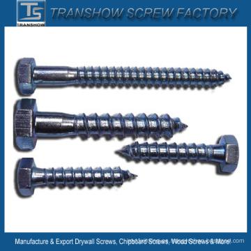 Tornillos de cabeza hexagonal M6-M16