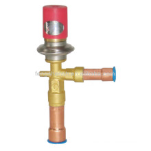 Expansión de presión constante valvechiller válvula de expansión