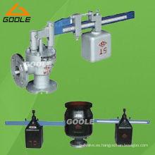 Válvula de alivio de seguridad de presión de palanca (GAGA41H / GAA51H / GAGA42H / GAGA44H)