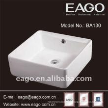 Vasque de salle de bains en céramique EAGO avec certificat SASO