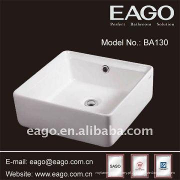 Bacia do banheiro da parte superior contrária cerâmica de EAGO com certificado de SASO
