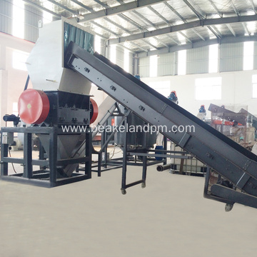 OEM Factory for for Plastic Crusher Equipment Plastic Film Crushing Machine supply to Spain Suppliers