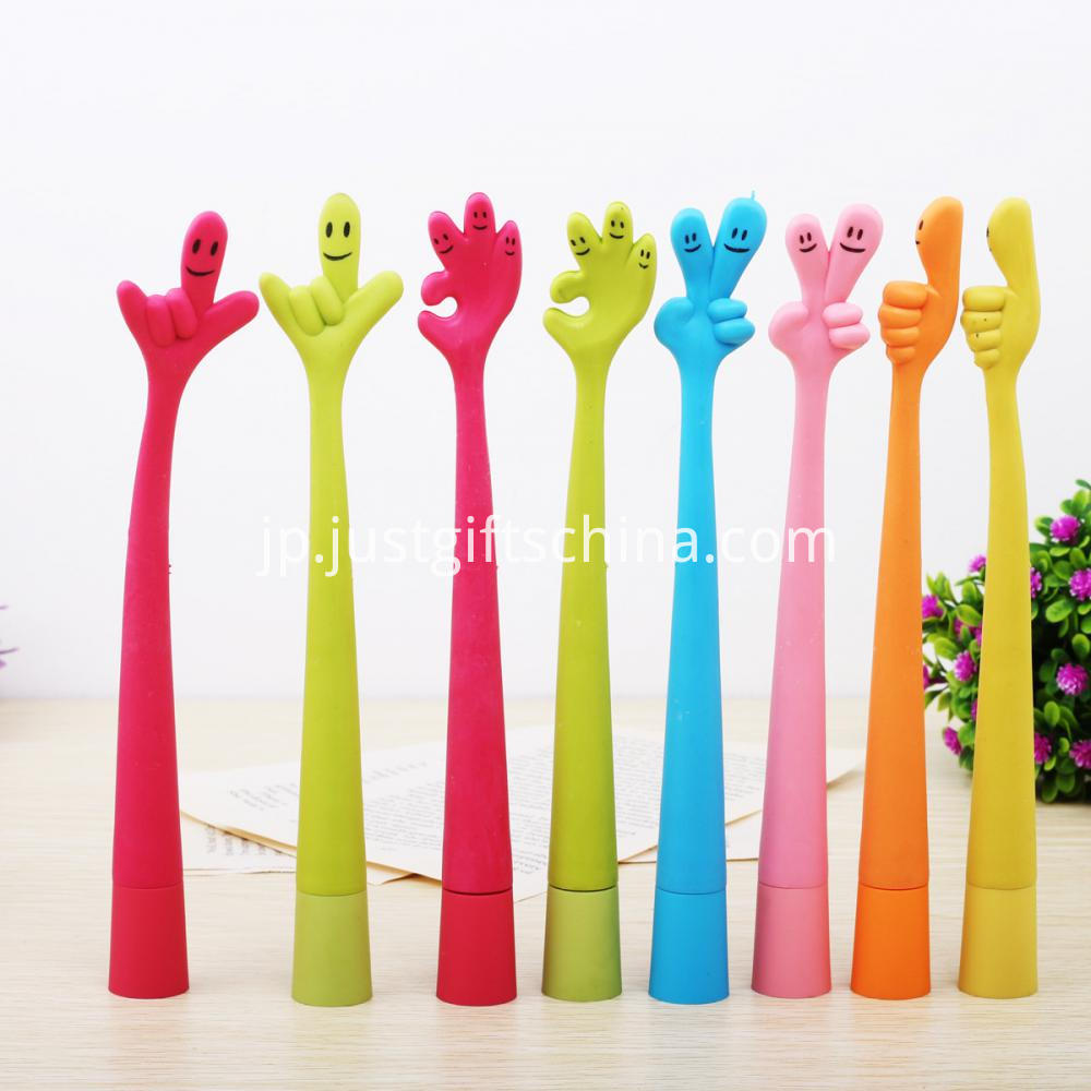 Promotional Finger Shape Pen