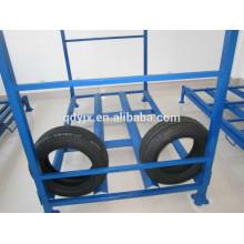 vertical indoor tire storage racks