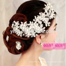 latest handmade hair bridal hair accessories