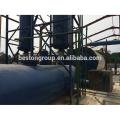 16-20T Kapazität Umweltkontinuierliche Altreifenpyrolyseanlage Abfall-Reifen- / Plastikpyrolyse-Anlage mit CER