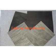 Sliced Natural Dyed Ash Wood Veneer For Decoration With Aa / A / B Grade