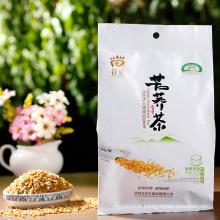 Chá de grão saudável, chá chinês Black Buckwheat amargo