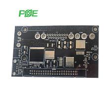 Immersion Gold FR4 PCB Circuit Board black soldermask
