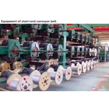 Широкий 2400мм ST1250 металлокорда конвейерной ленты