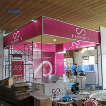 shanghai banner stand for exhibition equipment export to abroad