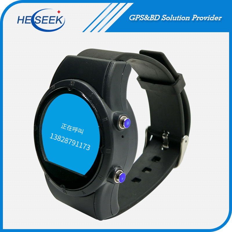 GPS Watch for Dementia and Alzheimer Patients Elders