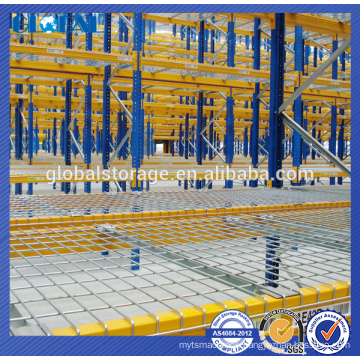 pallet racking heavy duty anti-collapse system for warehouse storage