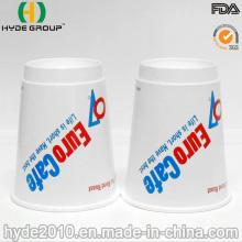 Tasse de papier de café de papier de double de 12oz emportent