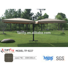 garden aluminum outdoor large sun umbrella