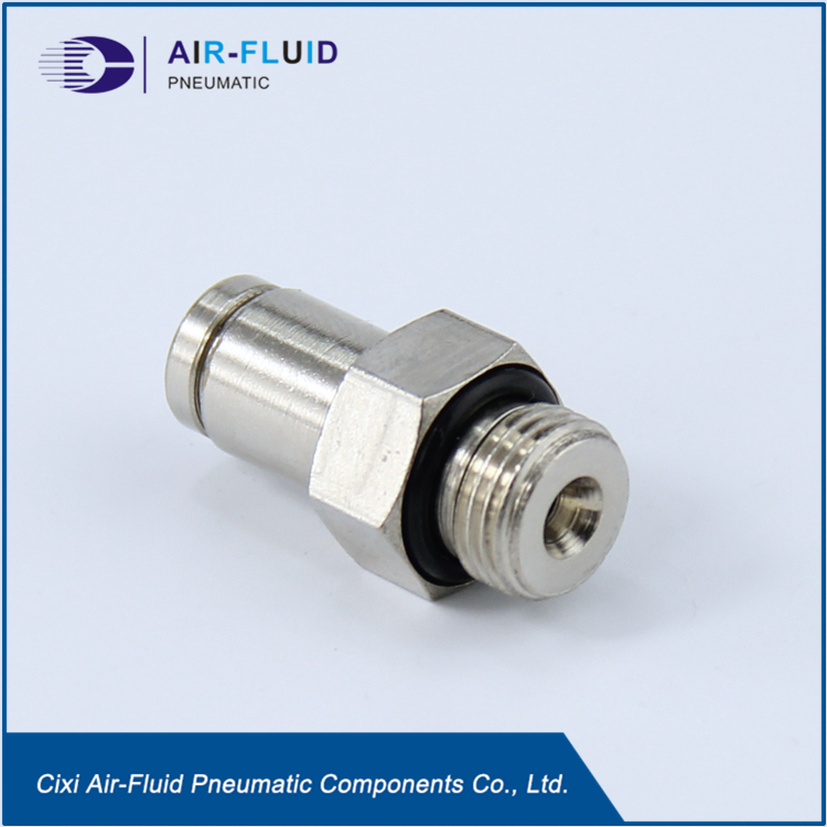 Air-Fluid Lubrication Systems Fittings Male Connector