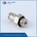 Luft-Fluid-Schmiersysteme Fittings Male Connector